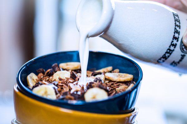 8days cereal グラノーラ