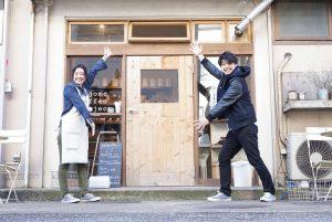 【臨時休業】mellow × magome at URBAN RESEARCH JINNAN 〜2018.2.17〜